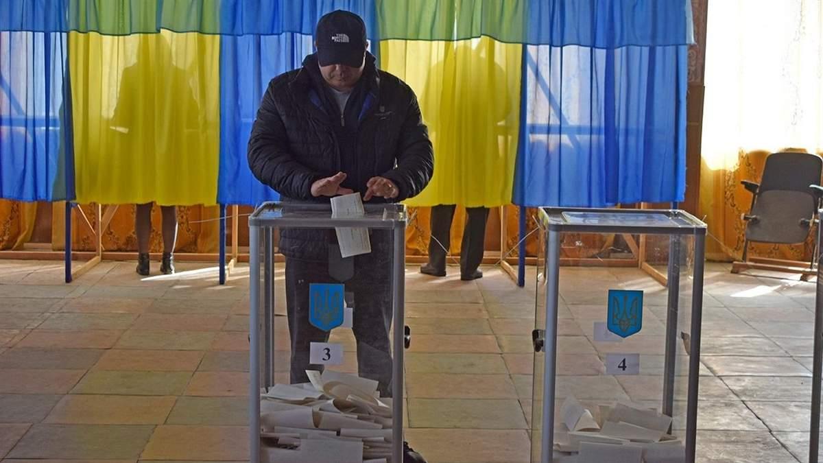 Явка на виборах у Чернівцях 29 листопада 2020