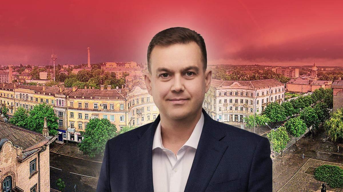 Костянтин Павлов - представник ОПЗЖ