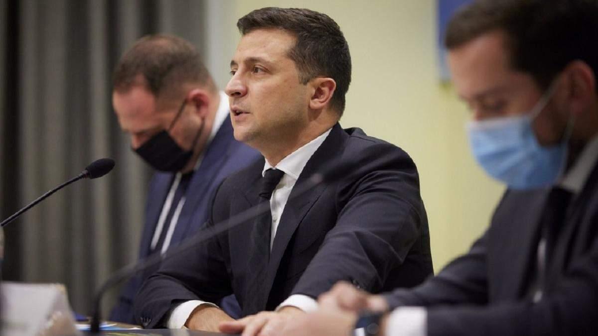 Выборы в Кривом Роге: Зеленский агитировал за Шевчик со Слуги народа