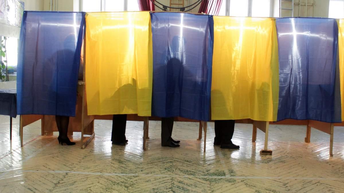 Стала известна окончательная явка на выборах в Броварах, Борисполе и Новгород-Северском