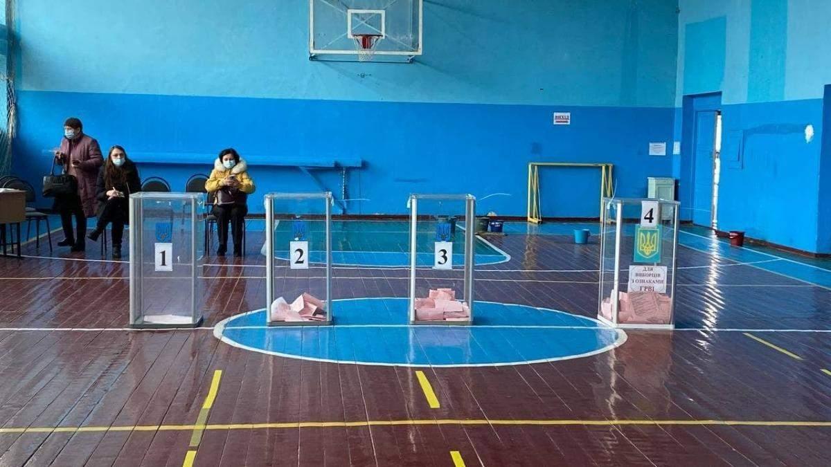 У Конотопі обирають мера: яка явка виборців