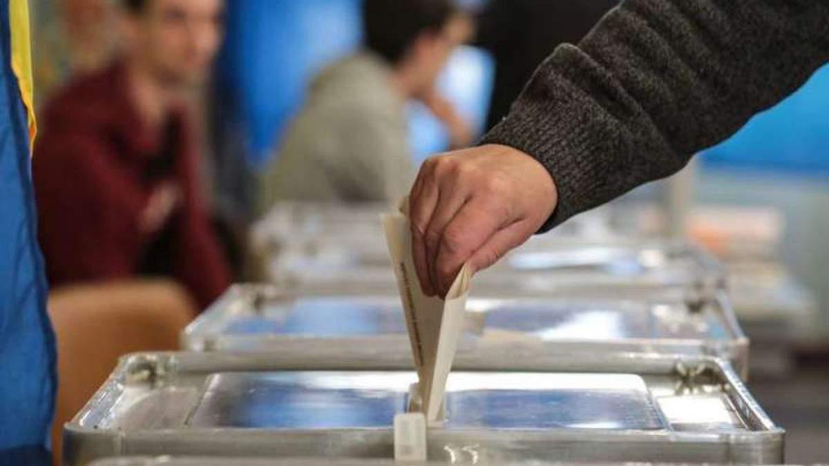 Второй тур местных выборов в Конотопе: предварительные результаты