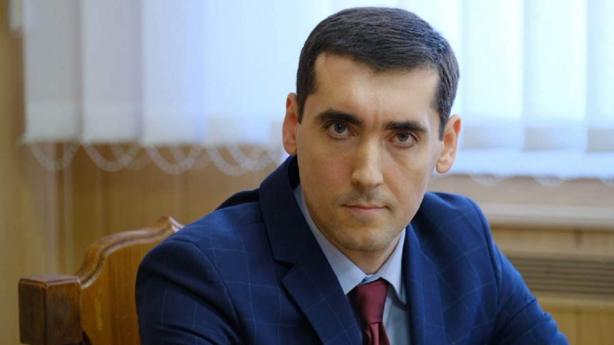 Андрій Бондаренко - кандидат у нардепи від Слуги народу