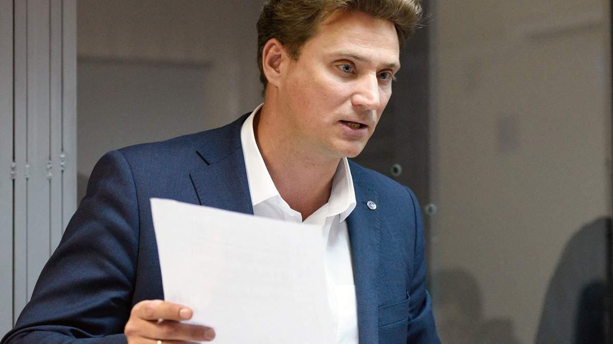 АВалентин Рыбин идет на довыборы в Раду: что о нем известно