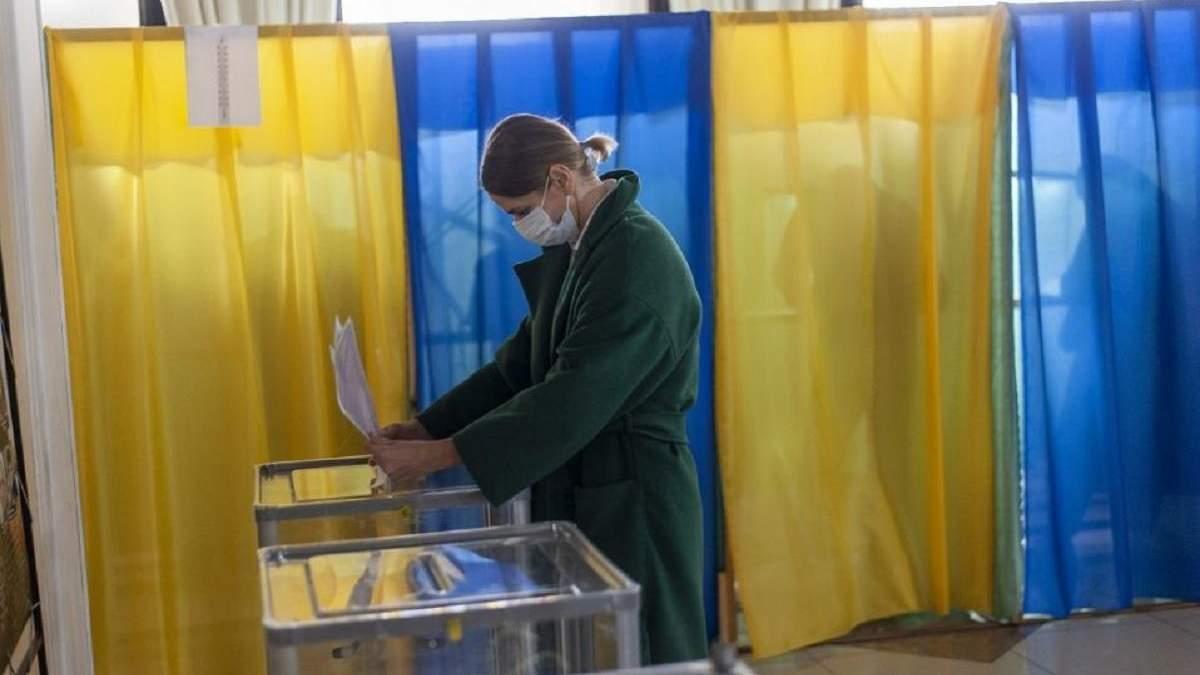 В Украине завершилась регистрация кандидатов на довыборы в Раду