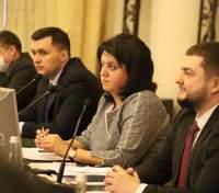 Львовский облсовет определил состав и председателей депутатских комиссий