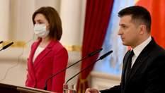 Украина в приоритете: президент Санду представила видение внешней политики Молдовы