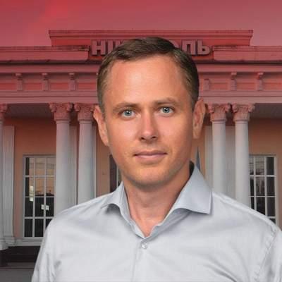 Мером Нікополя став Олександр Саюк: офіційні результати виборів