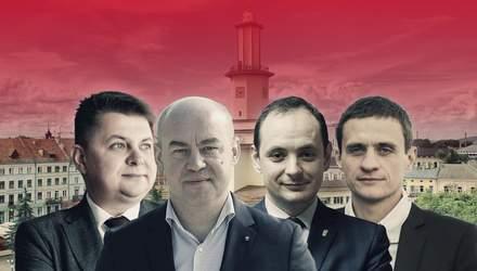 Івано-Франківськ і Тернопіль: рейтинги партій і кандидатів у мери
