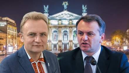 Большое интервью с Садовым и Синюткой: о проблемах Львова, конфликте и транспортном коллапсе