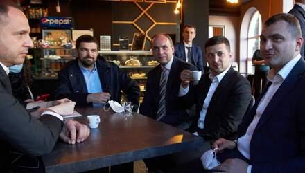 Кофейный партнер президента Зеленского: кто такой Александр Симчишин