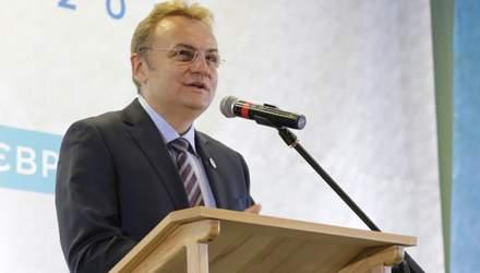 Львів'яни побачили, хто є хто: Садовий відреагував на результати екзитполів у Львові