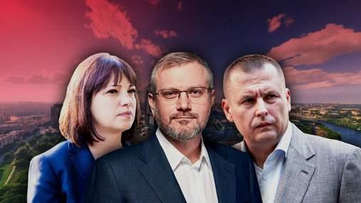 Хто офіційно йде в мери Дніпра: перелік кандидатів