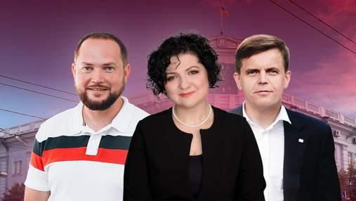 Кто баллотируется в мэры Житомира: коротко о кандидатах