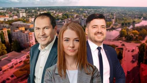 Кто идет в мэры Кропивницкого: перечень кандидатов