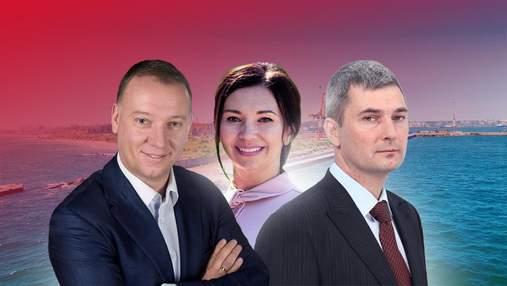 Хто балотується в мери Чорноморська: список кандидатів