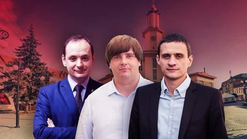 Кто баллотируется в мэры Ивано-Франковска: список кандидатов