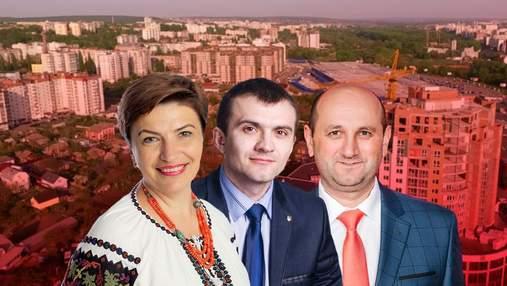 Хто балотується в мери Хмельницького: список кандидатів