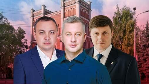 Хто балотується в мери Рівного: список кандидатів