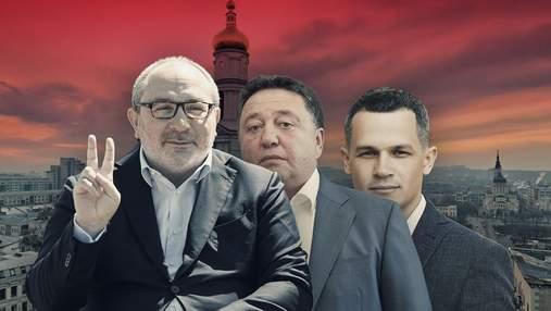 Місцеві вибори у Харкові: рейтинг партій і кандидатів у мери