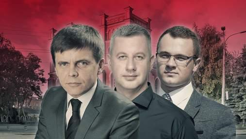 Рівне, Луцьк і Житомир: рейтинги партій і кандидатів у мери