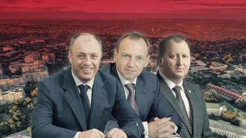 Сумы, Чернигов и Полтава: рейтинги партий и кандидатов в мэры