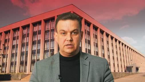"""ЦИК официально утвердила поражение """"слуги"""" Шевчика в Кривом Роге"""
