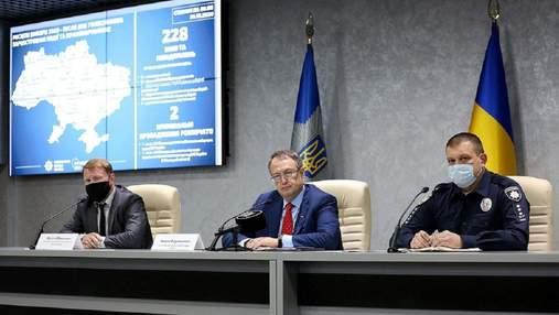 """МВС назвало """"найбрудніший"""" регіон на виборах"""