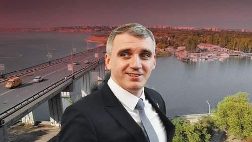 Выборы в Николаеве: Сенкевича второй раз избрали мэром