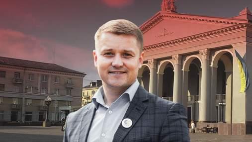 Выборы мэра в Ровно: победил Александр Третьяк