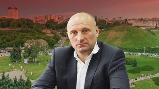 Офіційні результати виборів у Черкасах: чинний мер Бондаренко залишається на посаді