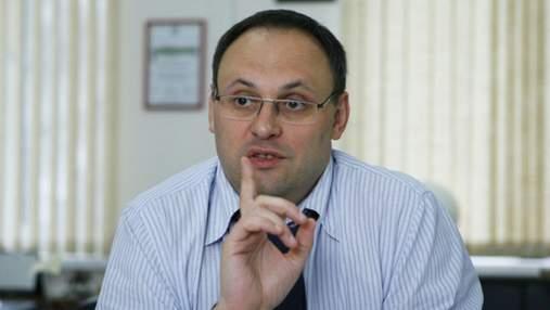 Скандальный Каськив от ОПЗЖ прошел в Закарпатский облсовет