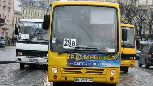 Второй тур выборов мэра Львова: как Садовый и Синютка будут решать проблему с транспортом