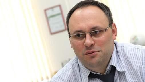 Избранный в Закарпатский облсовет Каськив находится под судом