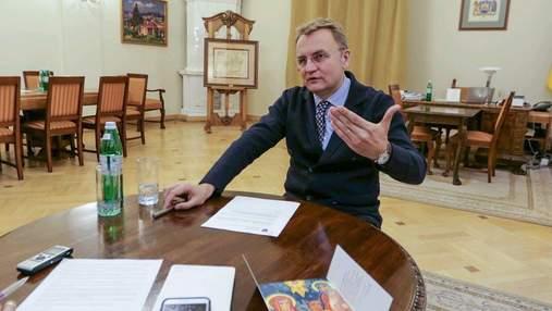"""Садовий прокоментував стосунки з Зеленським та """"допомогу"""" його партії на виборах"""