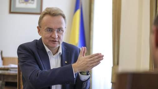 Стільки бруду я не пам'ятаю, –Садовий розповів, як пройшли вибори мера у Львові