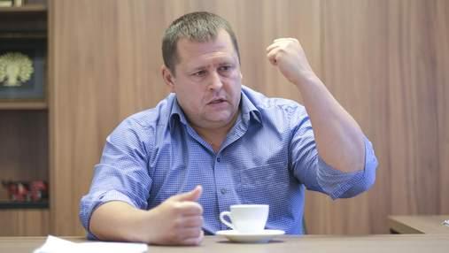 """""""Поховаю вас усіх"""": Філатов емоційно звернувся до Коломойського після виборів"""