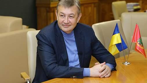 Чи залишиться Чернов головою Харківської облради