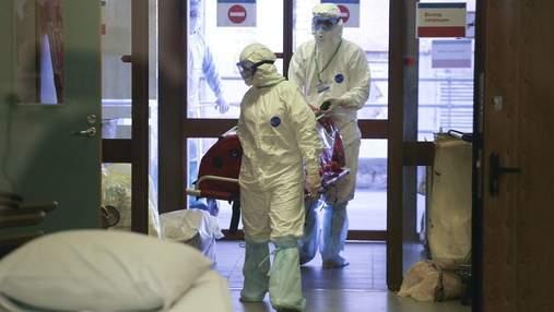 Пандемія COVID-19 стала для українців головною подією 2020 року
