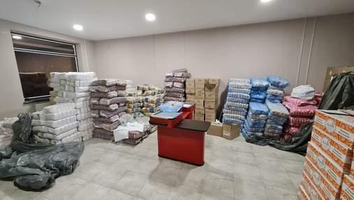 """Партию """"За мубуйтнє"""" в Броварах уличили в массовом подкупе избирателей: видео"""