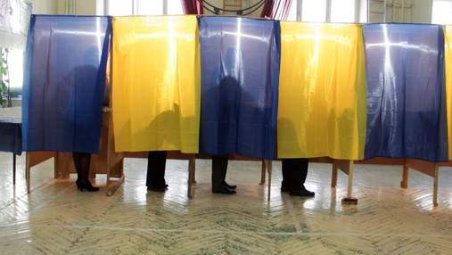 Какая окончательная явка на выборах в Броварах, Борисполе и Новгород-Северском