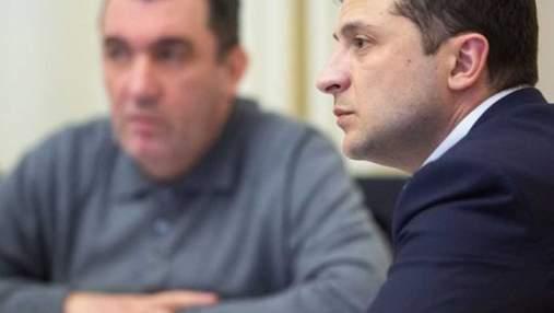 Новый курс Зеленского и обратный отсчет Медведчука: шесть важных решений СНБО