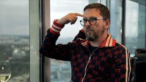 Вонючая помойка, – Шарий оскорбил Украину в ответ на расследование его финансовых махинаций