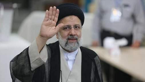 В Ірані МВС назвало переможця президентських виборів