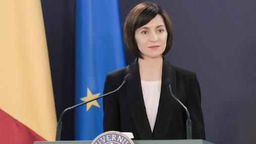 На виборах у Молдові лідирує партія президентки Санду: попередні дані ЦВК