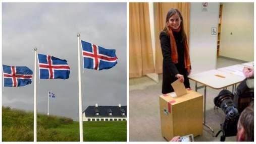 В Ісландії перерахували голоси: парламенту з більшістю жінок все ж не буде